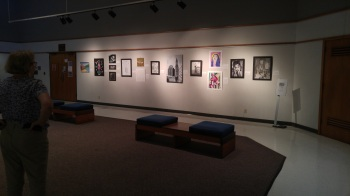 Top Young Artist artworks on view at Baylor's Martin Museum of Art