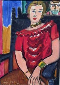 A very interesting little Matisse