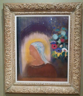 One of my favorites, Odilon Redon